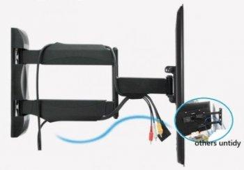 """TV držák kloubový 32"""" - 60""""  Northbayou SP-500"""