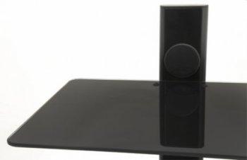 Nástěnný policový systém OMB GLASS3