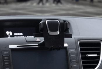 Držák na mobil do auta do CD přehrávače HS-1208