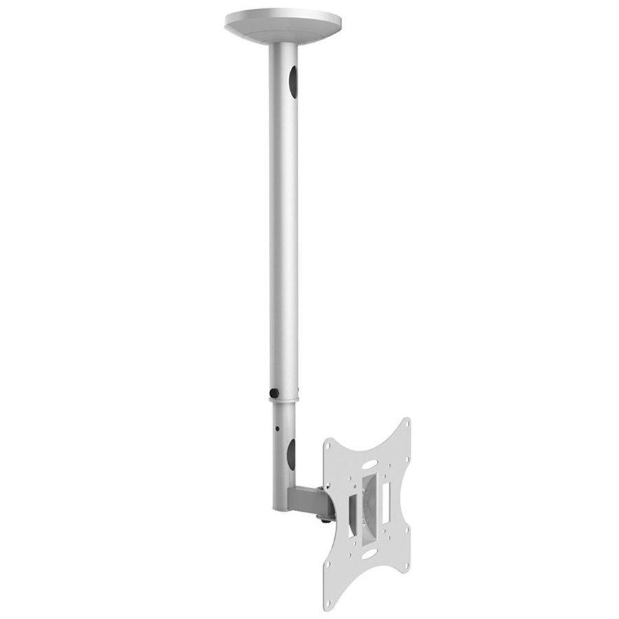 Držák TV na strop stříbrný 504A-S