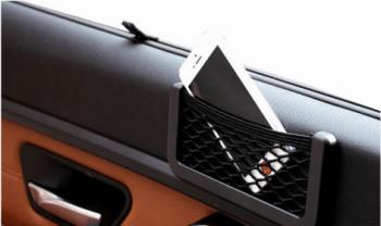 Lepící kapsa do auta na telefon HS-1201