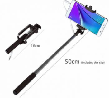 Selfie držák univerzální 50 cm HS-1801