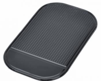 Lepivá protiskluzová placka - držák mobilu černá HS-1202