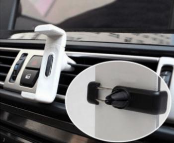 Držák na mobil do auta do větrací mřížky HS-1402