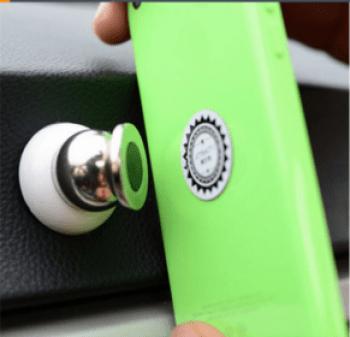 Magnetický držák na mobil do auta HS-1601