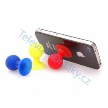 3x Gumový stojánek pod telefon HS-1008