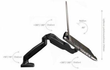 Stolní držák na notebook Northbayou F80-H1