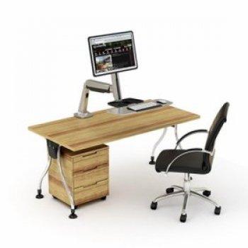 Držák monitoru a klávesnice na stůl MC-728
