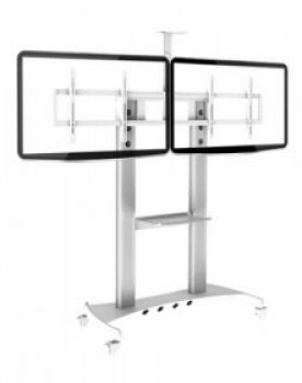 Profesionální TV stojan pro dvě TV AVT-1800-602A