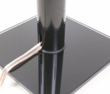 Luxusní stojany na repro BS88-B černé
