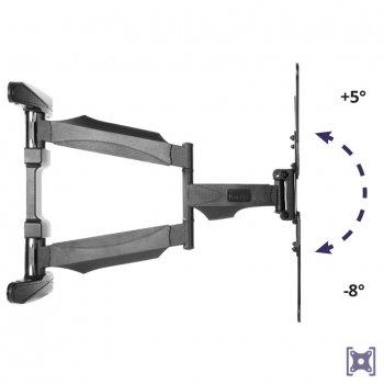 Otočný a sklopný držák na TV Holders HS-X8