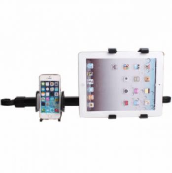 Univerzální držák mezi opěradla pro tablet a mobil HS-2801